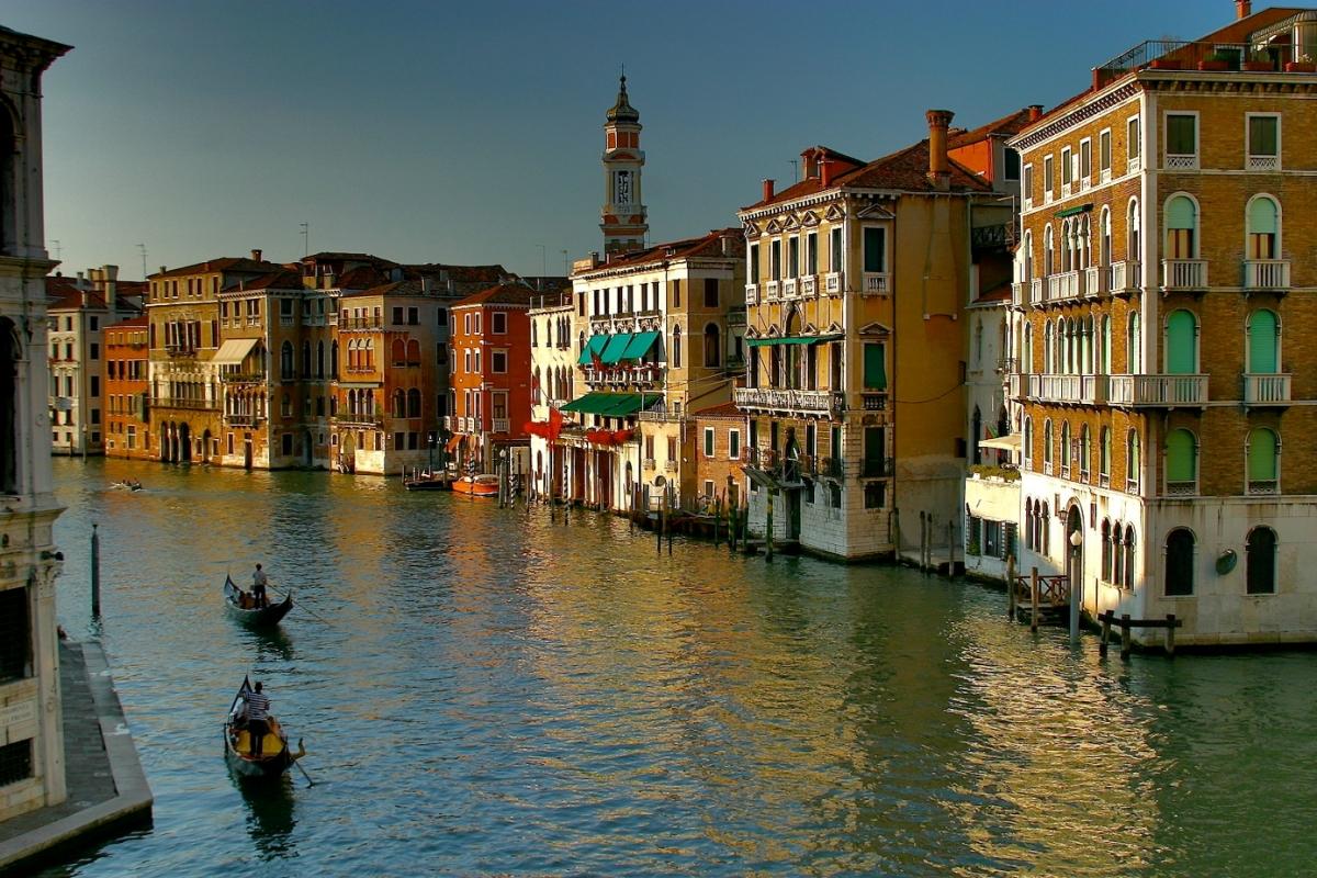 Ah… Venice...