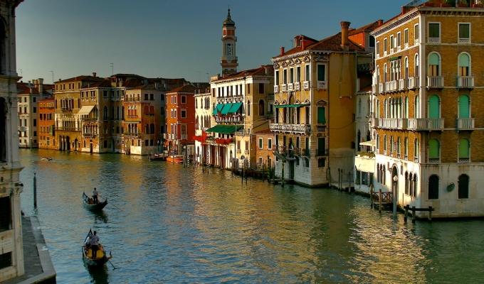 Ah… Venice…