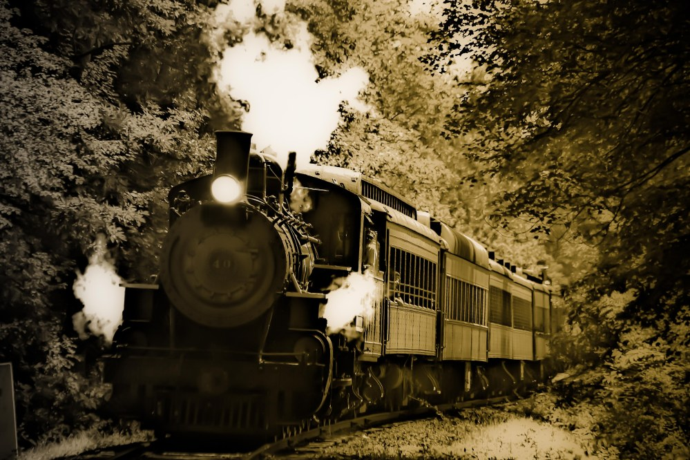 Train keep a rollin'