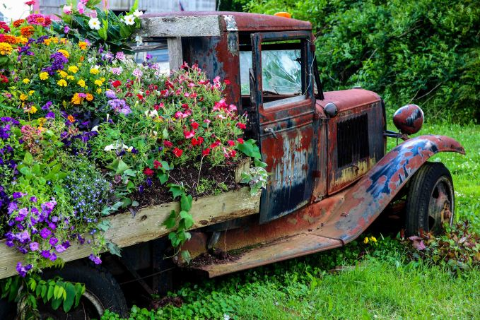 Flower Truck III