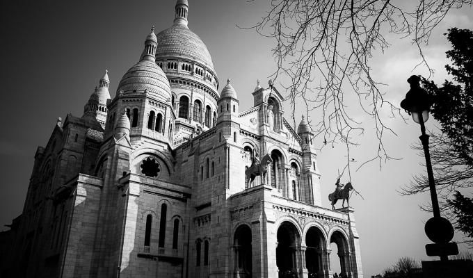 La Basilique du Sacré Cœur deMontmarte