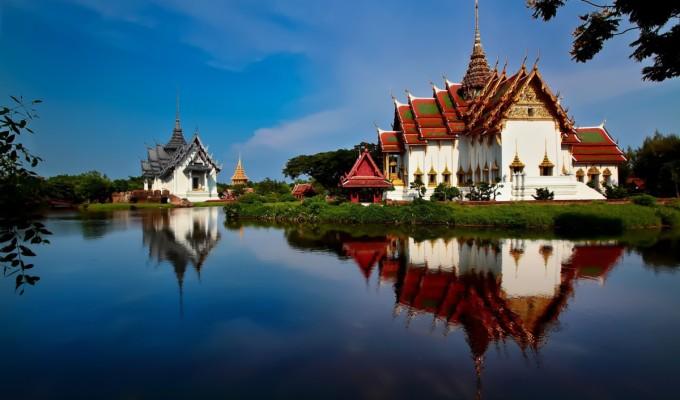 Ancient Siam…