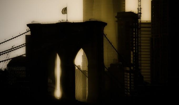 Brooklyn Bridge…