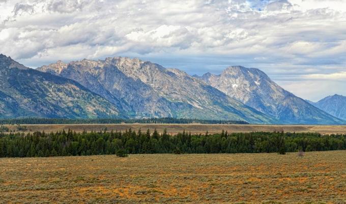 Grand Tetons NationalPark…