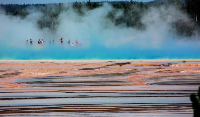 Yellowstone National Park…