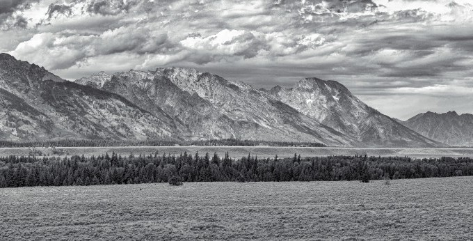 Wyoming as Ansel might have seenit…