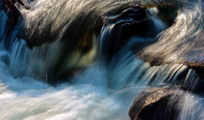 Silken Water…
