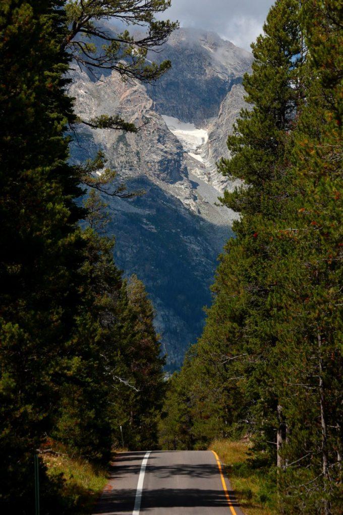 Mountain road…