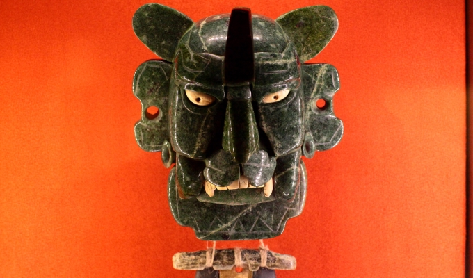 Amulet from Mexico…