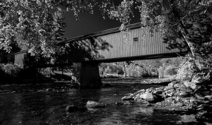 Covered Bridge…
