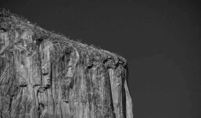 El Capitan… from theside…