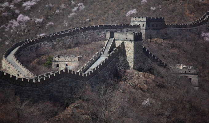 Great Wall ofChina…