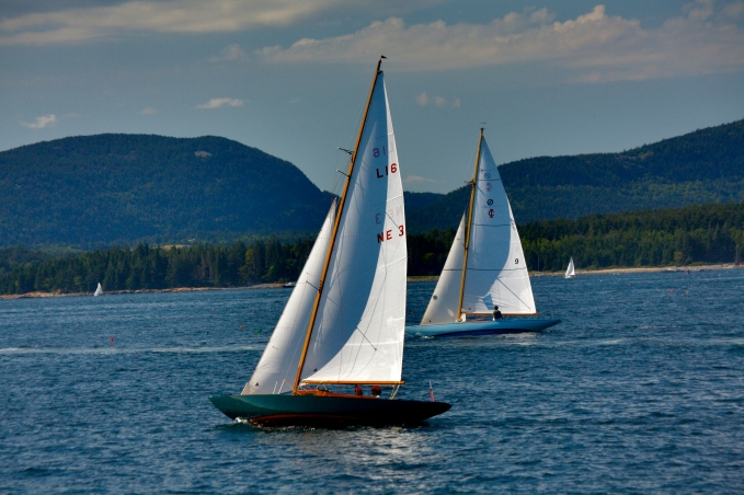 One fine day inMaine…