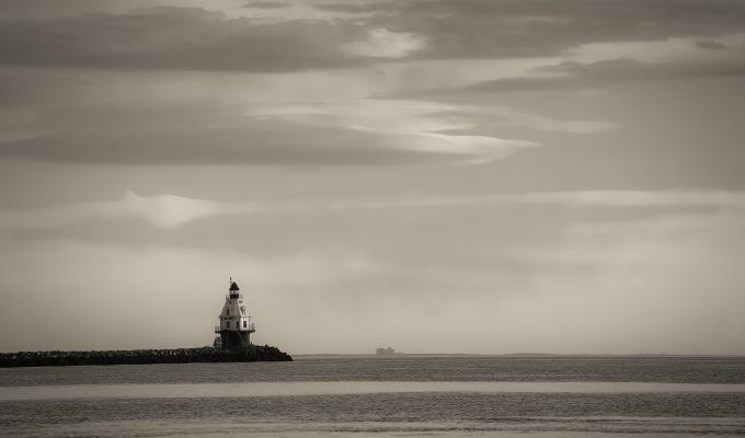 Long Island Sound…