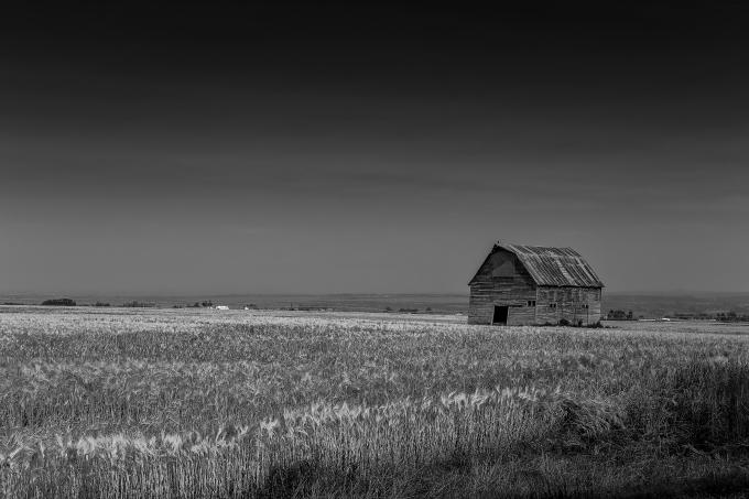 Old Barn…