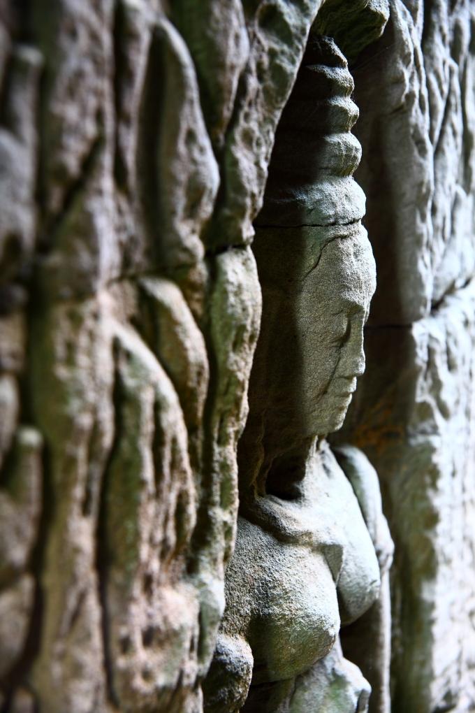… from Cambodia…